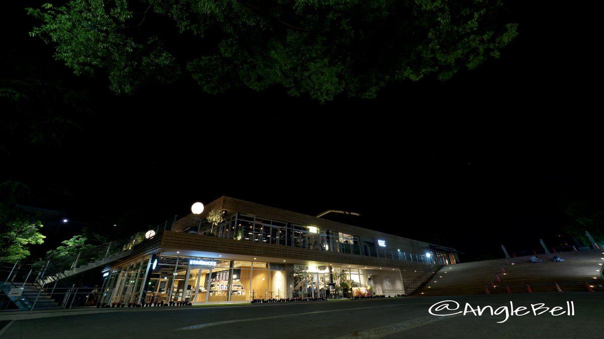 名城公園こもれび広場 トナリノ