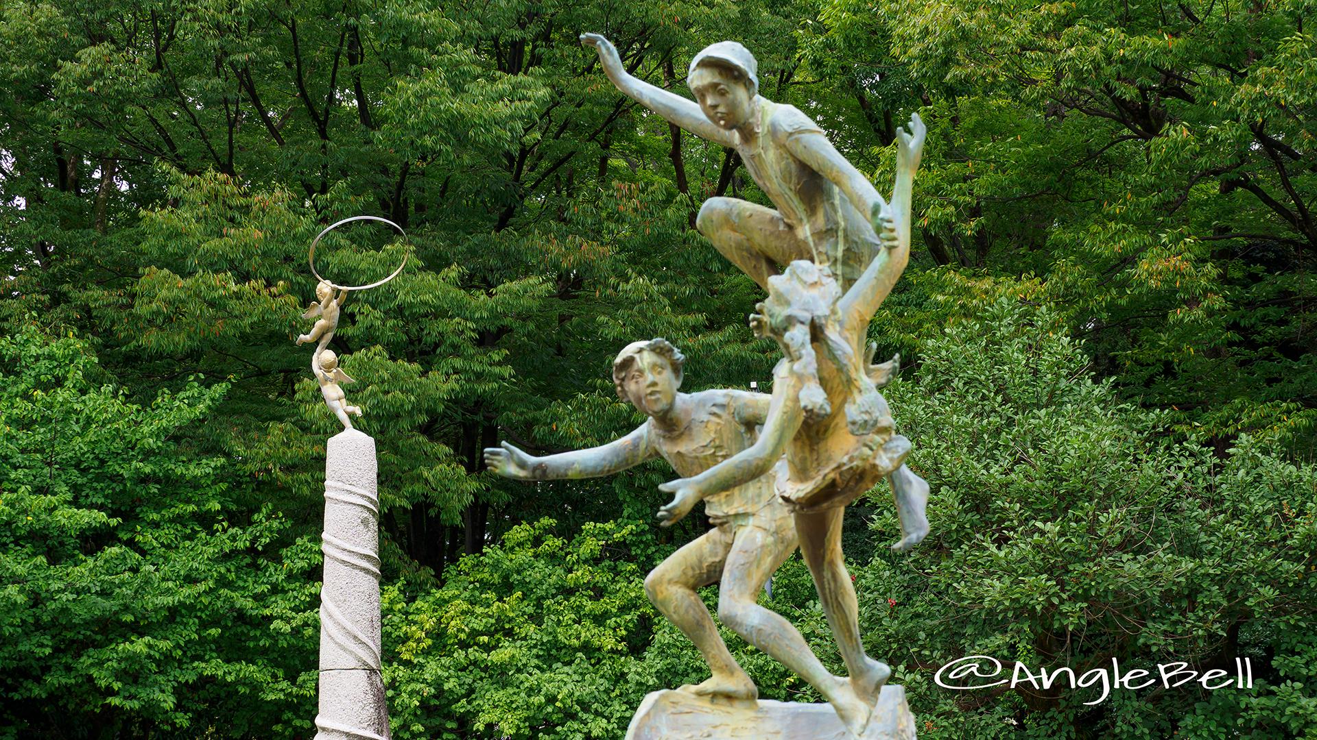名城公園北園 パブリックアート 晴天と平和・愛