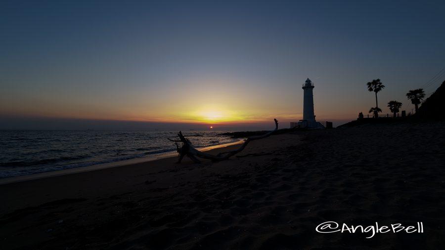 Noma Lighthouse Sunset May 2017