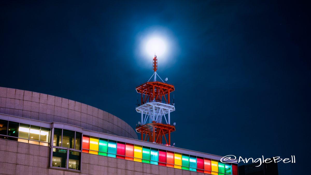 愛知芸術文化センター 展望回廊 「虹色の空間」
