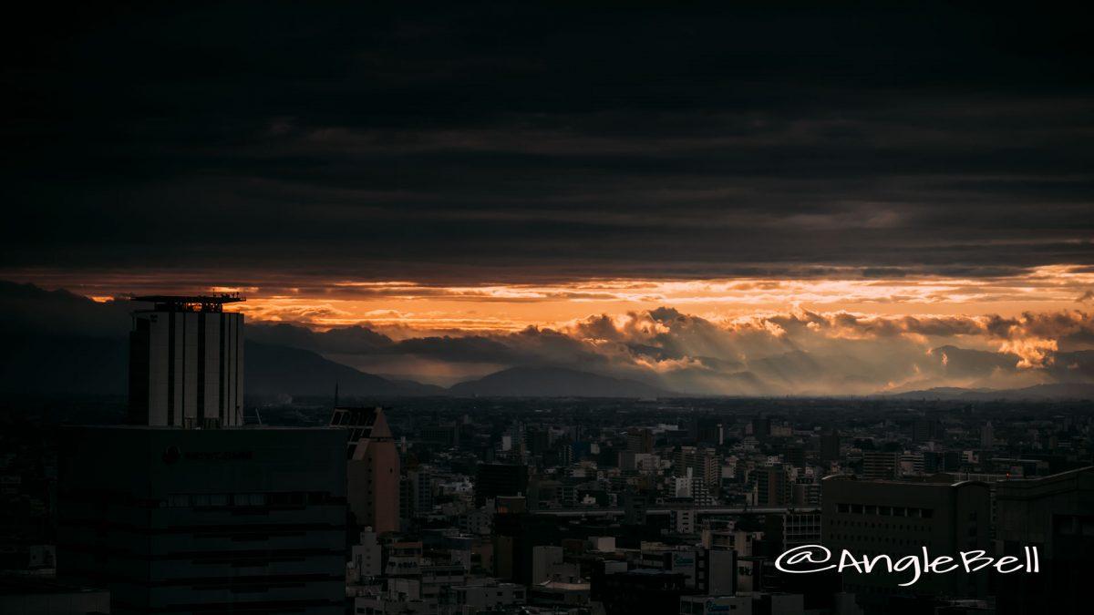 名古屋テレビ塔から見た風景