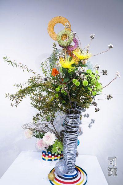 華道フェスティバル2016 司流 Photo1