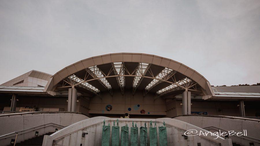 名古屋港水族館 正面