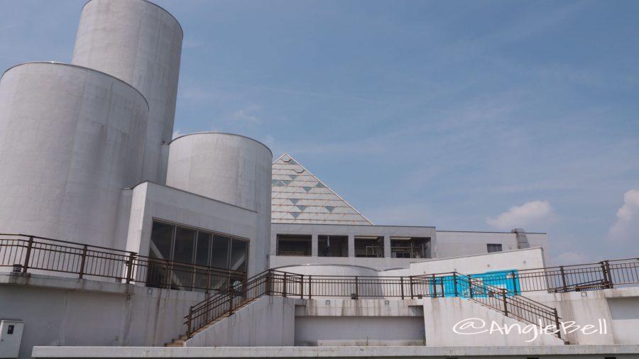 旧食糧庁サイロ 名古屋港