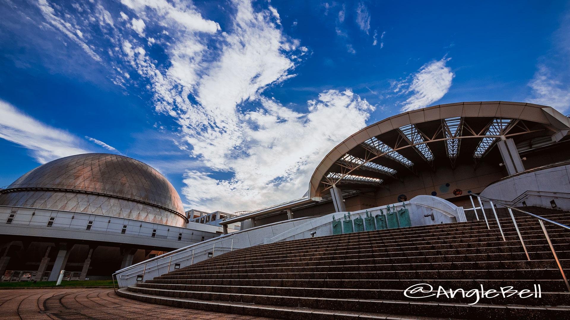 名古屋港水族館 正面入口