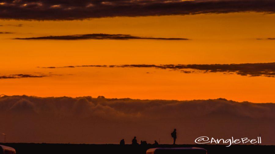Tokoname Rinku Beach Sunset Landscape