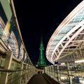 オアシス21 名古屋テレビ塔 グリーンライティング