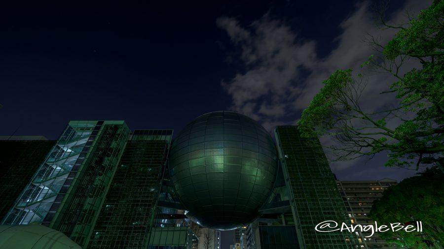 夜のBrother Earth(ブラザーアース) 名古屋市科学館