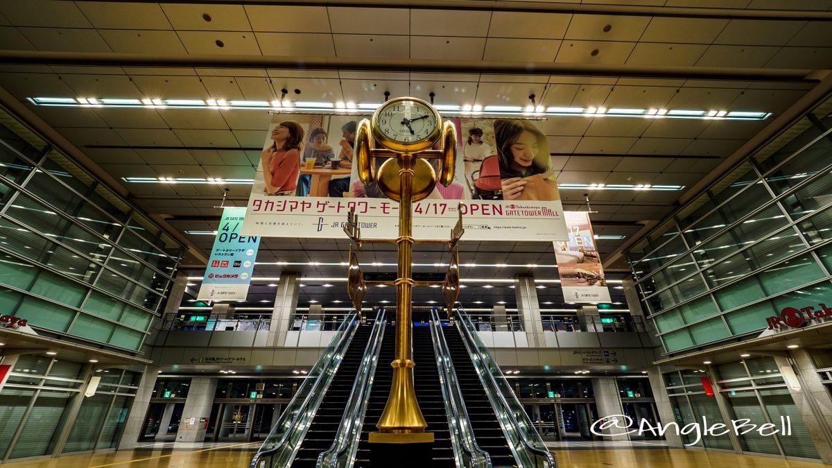 名古屋駅 中央コンコース 金時計