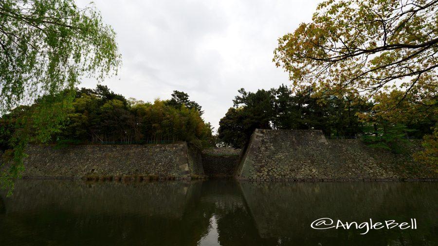 名古屋城 北側 鵜の首