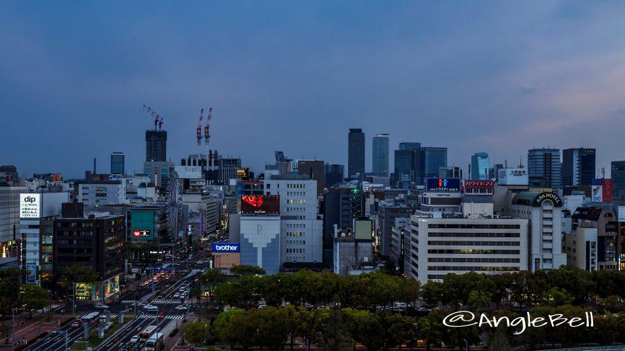 名古屋栄から見る景観