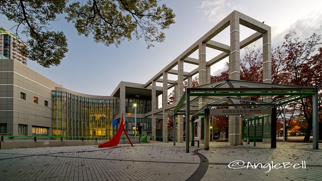 名古屋市美術館 芸術と科学の杜 2019年冬