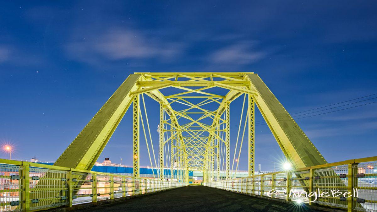 夜景 向野橋 February 2020