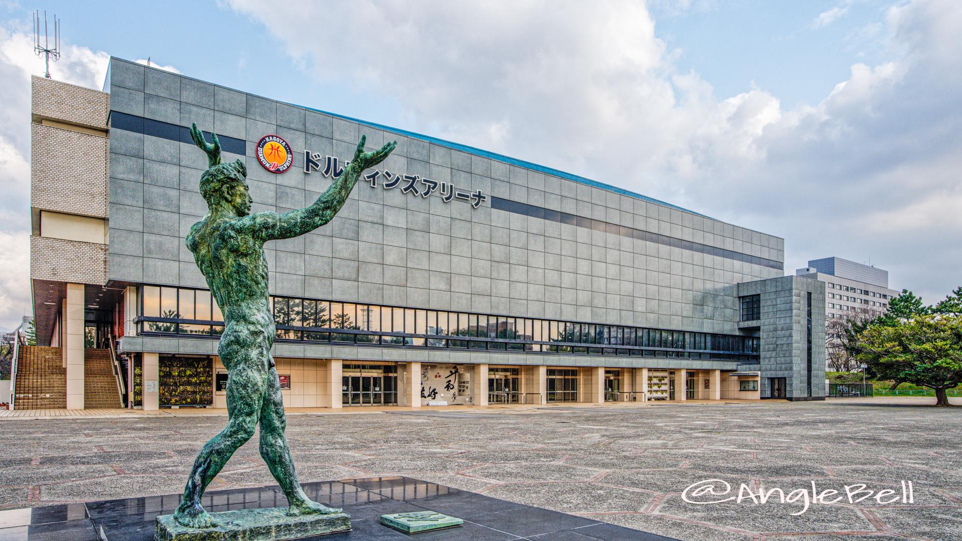 ドルフィンズアリーナ(愛知県体育館)春 2020