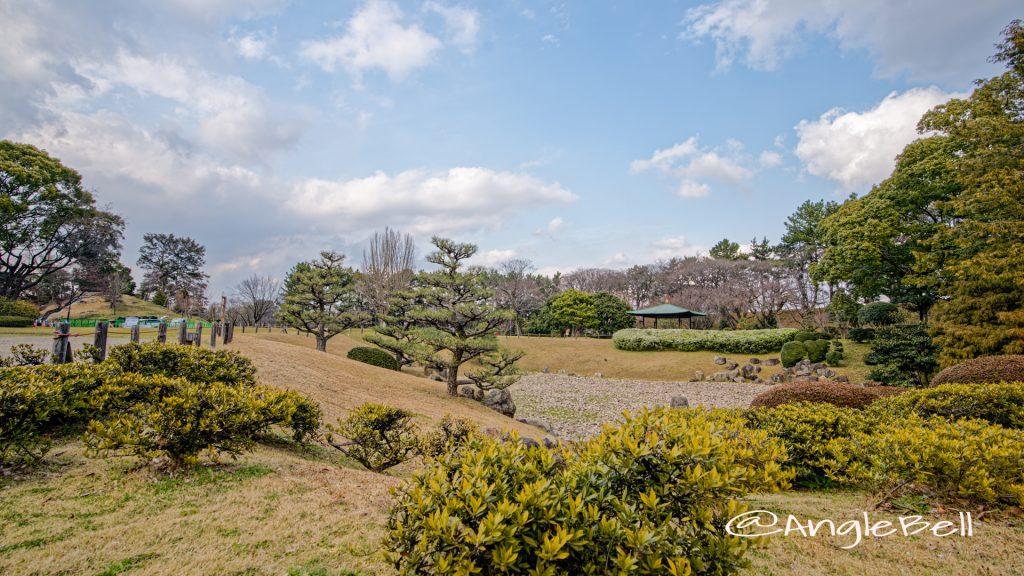 名古屋城 二之丸東庭園 March 2020