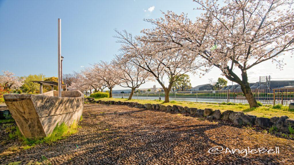 熱田区木之免町 大瀬子公園 April 2020