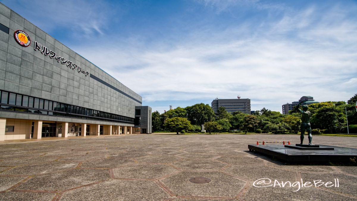 ドルフィンズアリーナ(愛知県体育館) May 2020