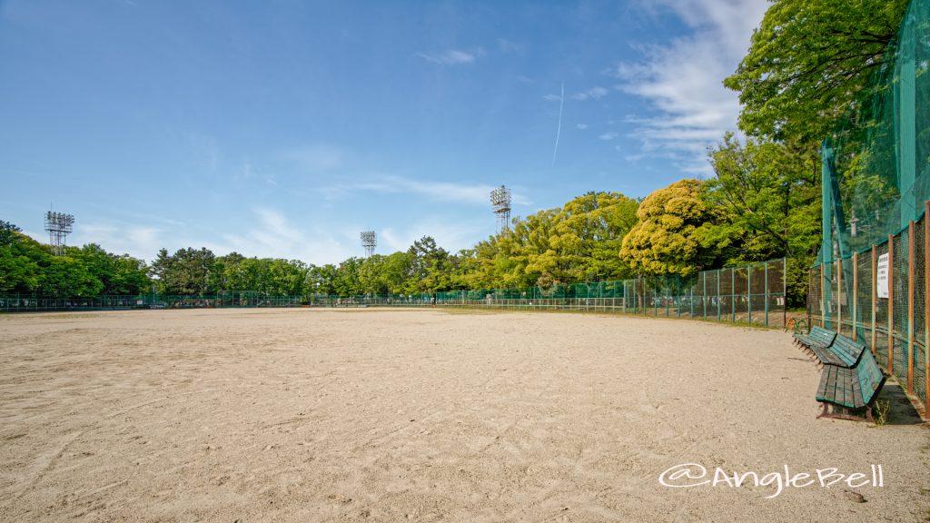 名城公園野球場 May 2020