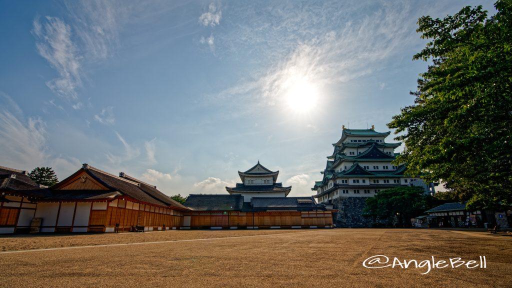 名古屋城と本丸御殿 June 2020