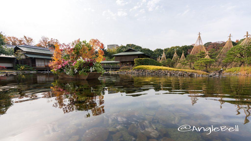 白鳥庭園 清羽亭とあかりアート 2017