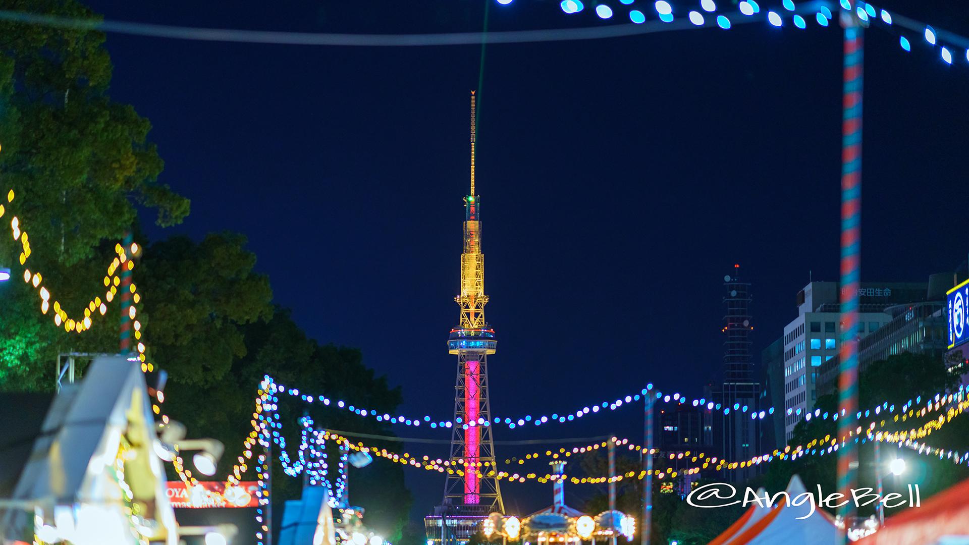 NAGOYA Christmas Market 2017と名古屋テレビ塔