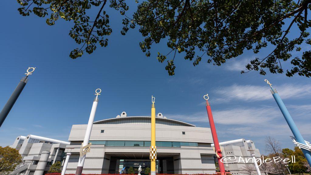 名古屋国際会議場 センチュリーホール 創造の柱
