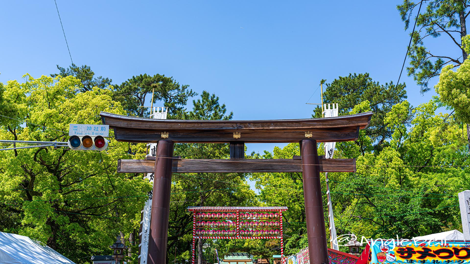 太閤まつり 豊國神社